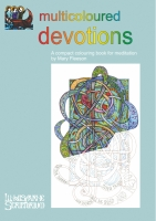 Multicoloured Devotions - Colouring Book