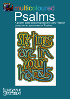 Multicoloured Psalms - Colouring Book (C) www.lindisfarne-scriptorium.co.uk 2020