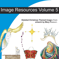 Image Resources - Volume 5 - Christmas Collection - Downlo
